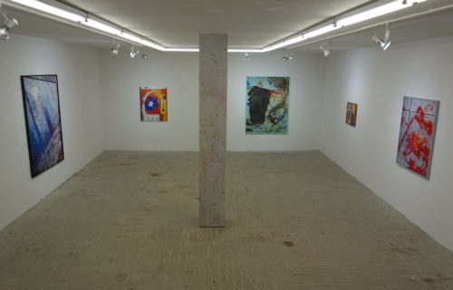 Ethan Greenbaum, First Surface @Lyles & King