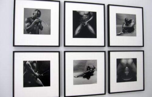 Rotimi Fani-Kayode, Rage & Desire @Hales Project Room