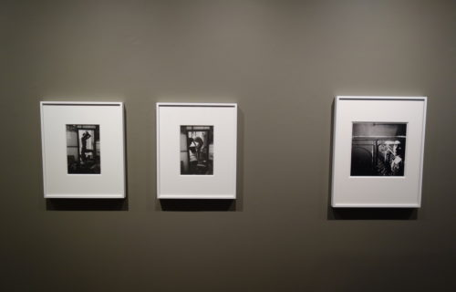 Saul Leiter: In My Room @Howard Greenberg