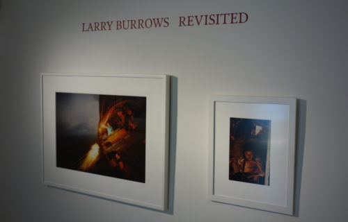 Larry Burrows, Revisited @Laurence Miller