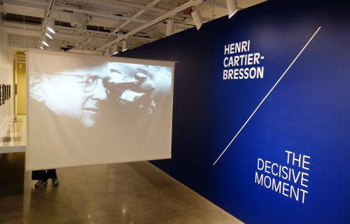 Henri Cartier-Bresson: The Decisive Moment @ICP