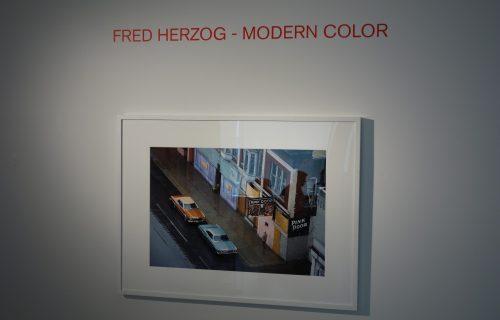 Fred Herzog, Modern Color @Laurence Miller