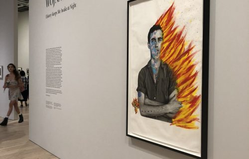 David Wojnarowicz: History Keeps Me Awake at Night @Whitney