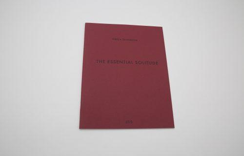 Tereza Zelenkova, The Essential Solitude
