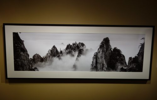Wang Wusheng @China Institute