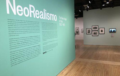 NeoRealismo: The New Image in Italy, 1932-1960 @Grey Art Gallery NYU and Casa Italiana Zerilli-Marimò NYU