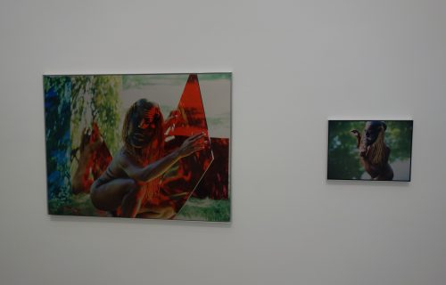 Lyle Ashton Harris, Flash of the Spirit @Salon 94 Bowery