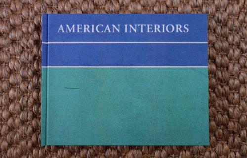 M L Casteel, American Interiors