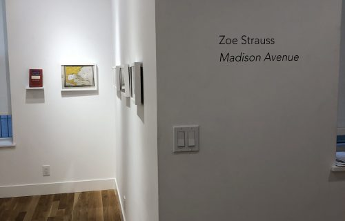 Zoe Strauss, Madison Avenue @Meislin Projects