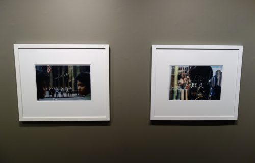 Vivian Maier: The Color Work @Howard Greenberg