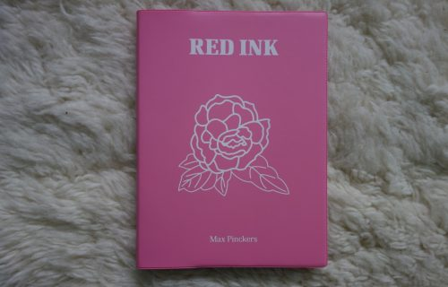 Max Pinckers, Red Ink