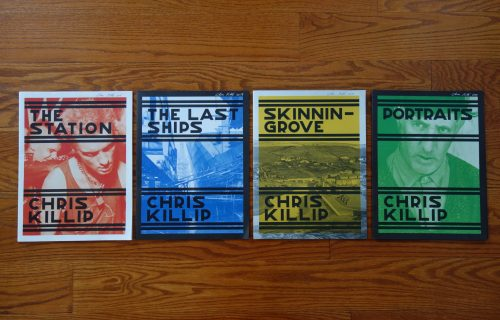 Chris Killip, The Station/The Last Ships/Skinningrove/Portraits