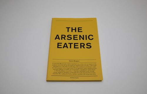 Simon Brugner, The Arsenic Eaters