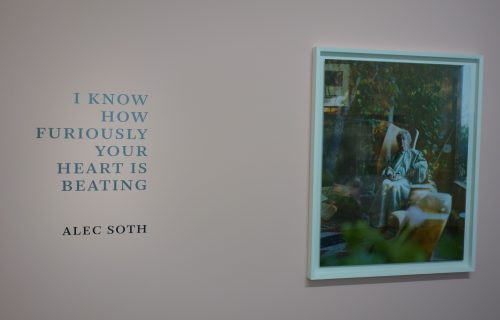 Alec Soth, I Know How Furiously Your Heart Is Beating @Sean Kelly