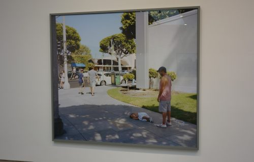 Jeff Wall @Gagosian