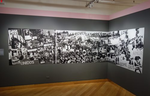 Art After Stonewall: 1969-1989 @Leslie-Lohman Museum and @Grey Art Gallery (NYU)