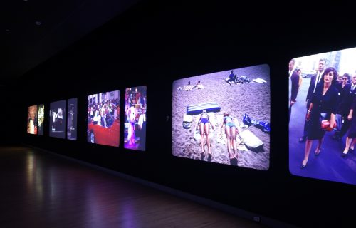 Garry Winogrand: Color @Brooklyn Museum