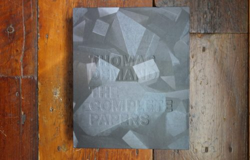 Thomas Demand, The Complete Papers