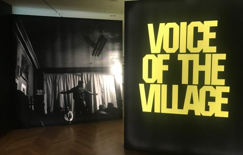 The Voice of the Village: Fred W. McDarrah Photographs @Museum of the City of New York