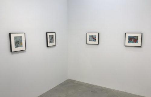 Barbara Kasten: CONSTRUCTS 1981-1982 @Bortolami