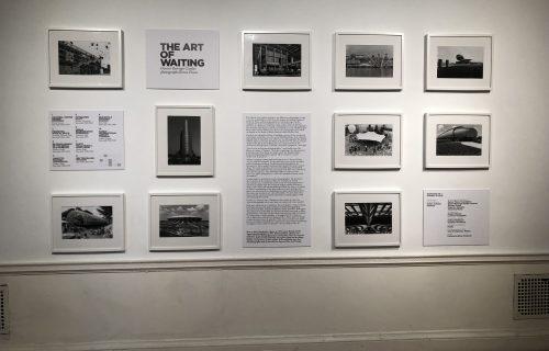 The Art of Waiting: Gianni Berengo Gardin photographs Renzo Piano @Istituto Italiano di Cultura