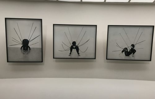 Senga Nengudi @Guggenheim