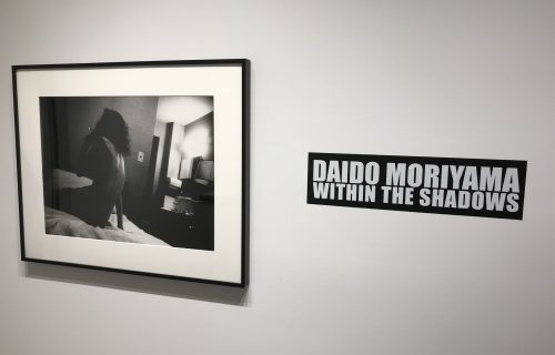 Daido Moriyama, Within the Shadows @Bruce Silverstein
