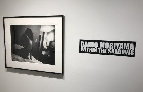 Daido Moriyama, Within the Shadows @Bruce Silverstein