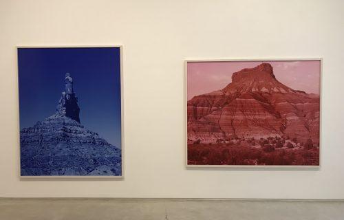 David Benjamin Sherry, American Monuments @Salon 94 Bowery