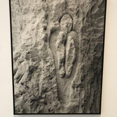 Ana Mendieta @Galerie Lelong