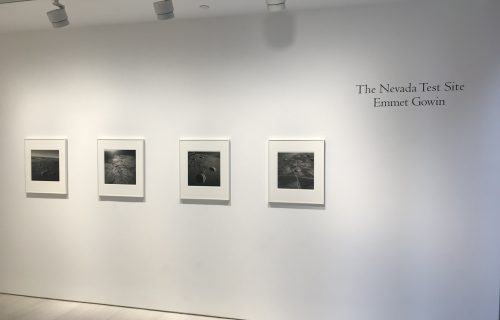 Emmet Gowin: The Nevada Test Site @Pace/MacGill