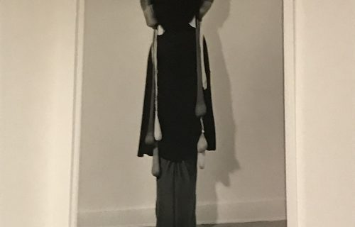 Senga Nengudi @MoMA