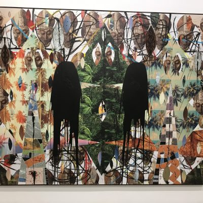 Rashid Johnson @Hauser & Wirth