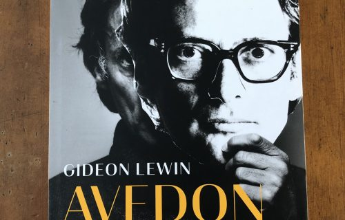 Gideon Lewin, Avedon: Behind the Scenes 1964-1980
