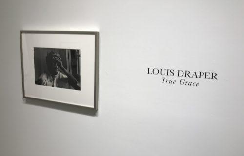 Louis Draper, True Grace @Bruce Silverstein