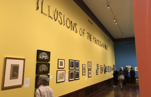 Illusions of the Photographer: Duane Michals at the Morgan @Morgan Library