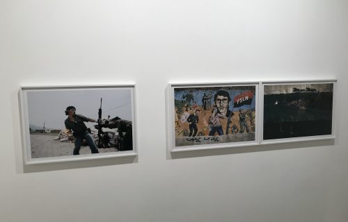 Susan Meiselas, Revisiting Nicaragua 1978-1979 @Higher Pictures