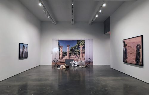 John Miller, The Collapse of Neoliberalism @Metro Pictures