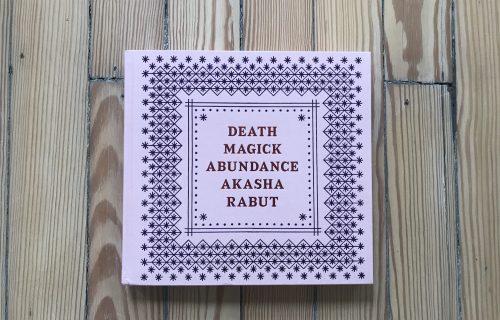 Akasha Rabut, Death Magick Abundance