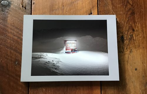 Eiji Ohashi, Roadside Lights Seasons: Winter