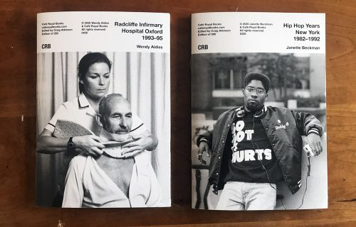 Wendy Aldiss, Radcliffe Infirmary Hospital Oxford 1993–95, and Janette Beckman, Hip Hop Years New York 1982–1992