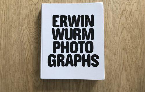 Erwin Wurm Photographs