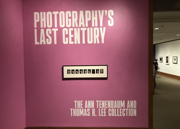 Photography's Last Century: The Ann Tenenbaum and Thomas H. Lee Collection @Met