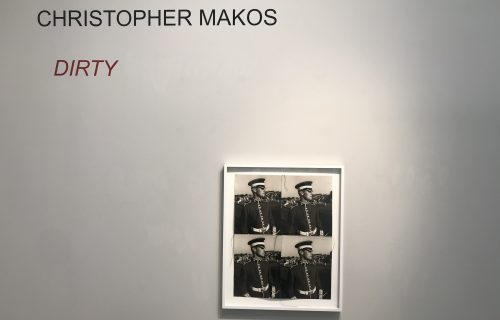 Christopher Makos, Dirty @Daniel Cooney