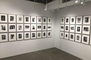 Bill Cunningham, New York, New York @Bruce Silverstein