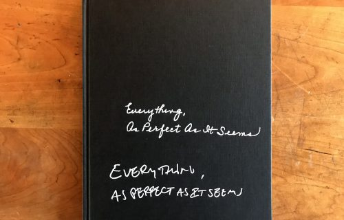 Christopher E. Manning, Everything, As Perfect As It Seems