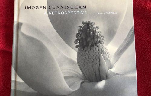 Imogen Cunningham: A Retrospective, ed. Paul Martineau
