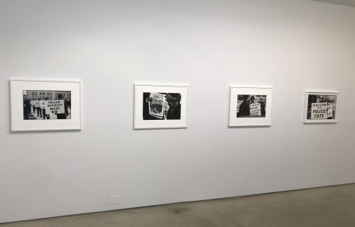 Gordon Parks: Half and the Whole @Jack Shainman