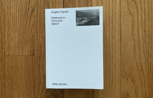 Angelo Vignali, Flattened in Time and Space