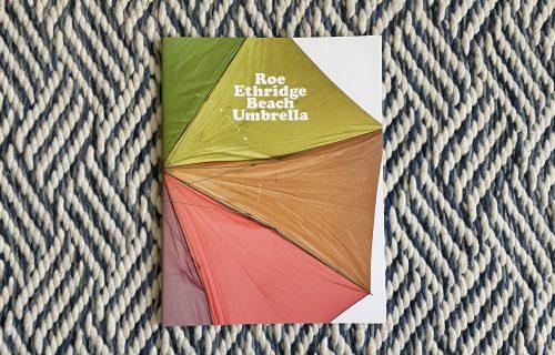 Roe Ethridge, Beach Umbrella